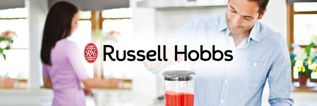Russell Hobs - spotřebiče do každé domácnosti