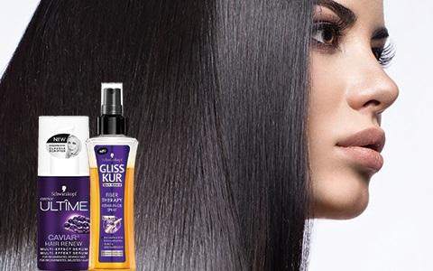 Schwarzkopf Výživa vlasů