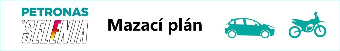 Mazací plán Selenia Petronas