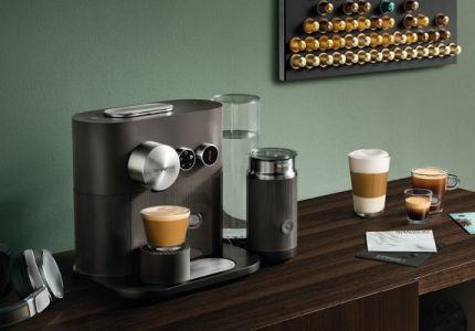 Chytrý kávovar Nespresso