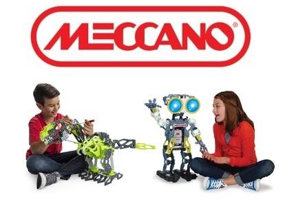 Spin Master Meccano
