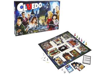 Společenská hra Hasbro Cluedo
