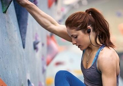 Sportovní sluchátka BOSE