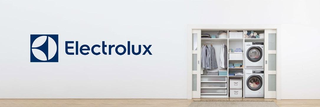 Spotřebiče Electrolux
