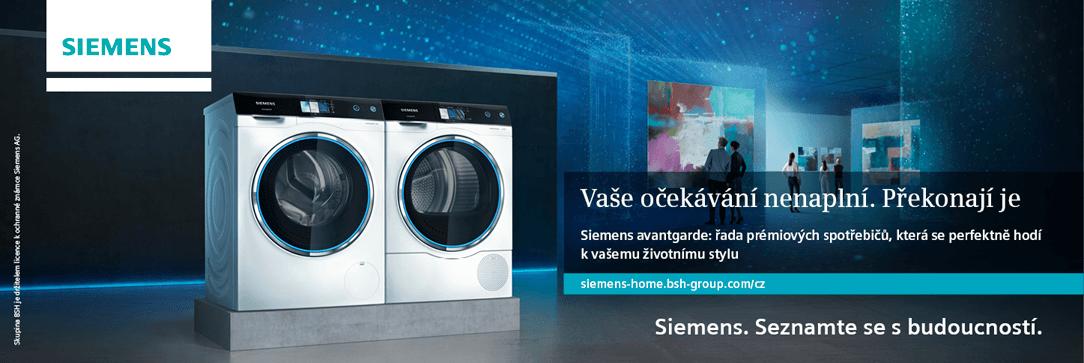 Spotřebiče Siemens na Alza.cz