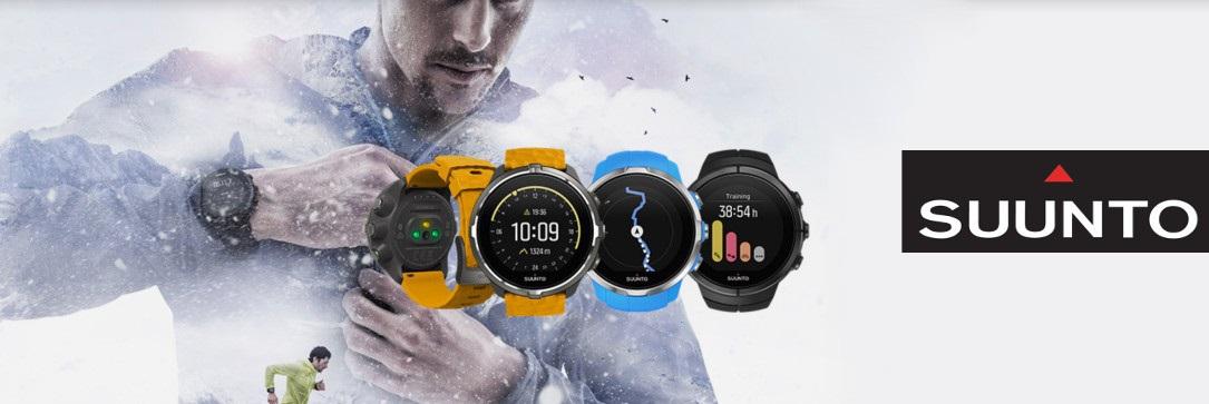 4ac836d4445 Sportovní hodinky Suunto