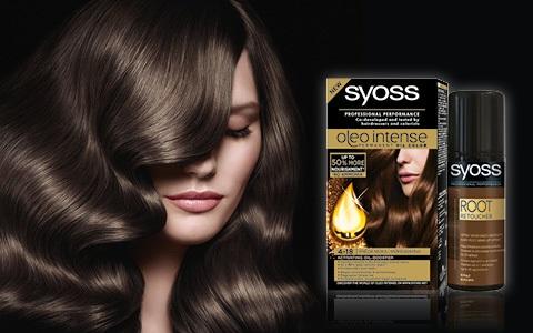 Barvy na vlasy Syoss