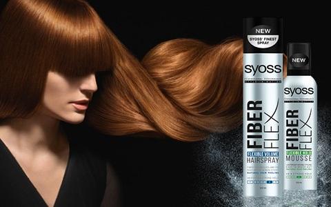 Vlasové stylingové přípravky Syoss