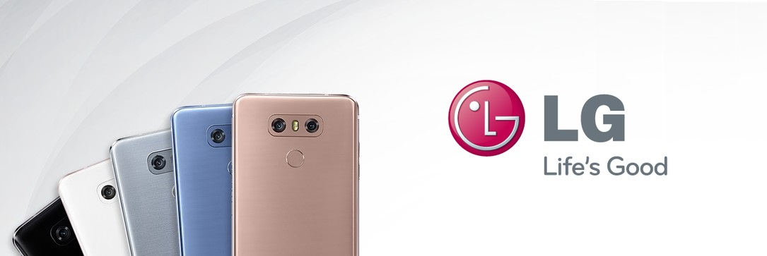 Telefony LG