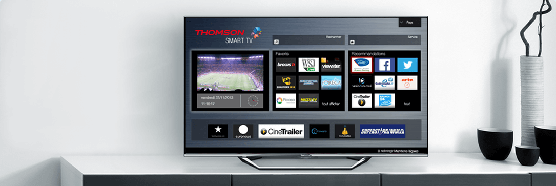 10a7fd021 Televízory THOMSON | Alza.sk