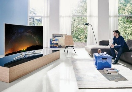 4K UHD televize Samsung