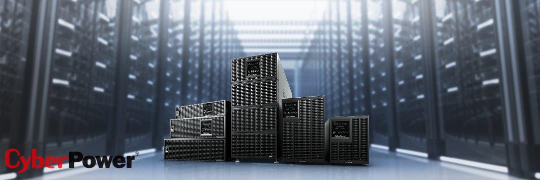 CyberPower přepěťové ochrany a UPS