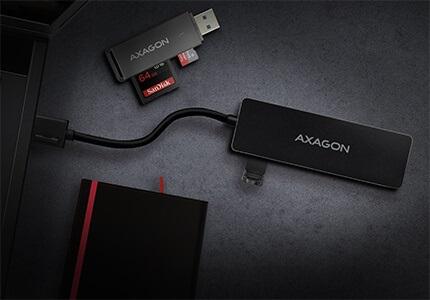 USB hub AXAGON