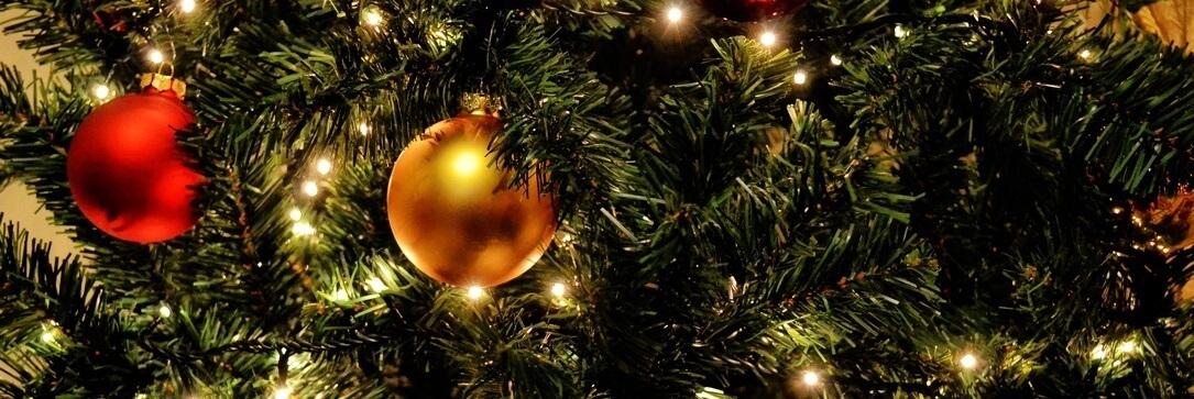 Vánoční řetěz na stromeček