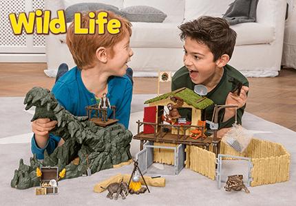 Wild Life hračky Schleich