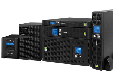 Záložní zdroje CyberPower