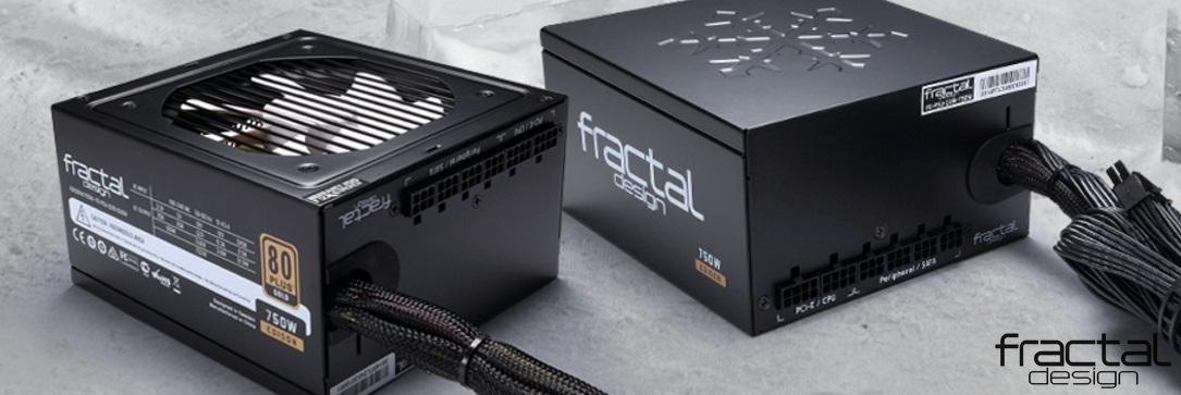 Zdroje Fractal Design