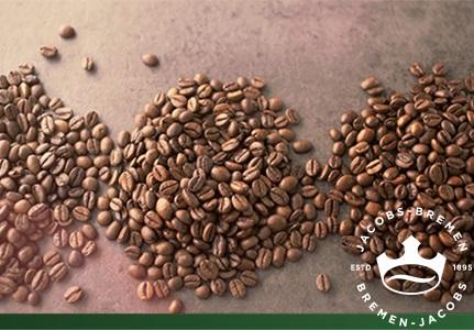 Zrnková káva Jacobs