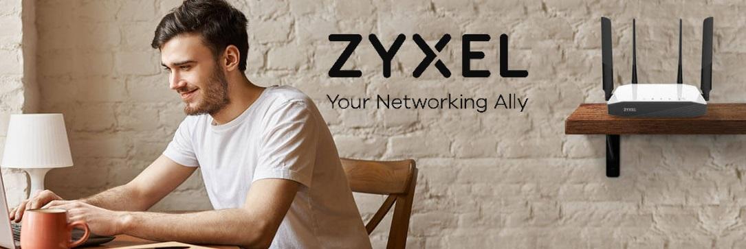 Síťové prvky ZyXEL