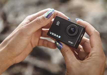 Akční kamery Niceboy Vega
