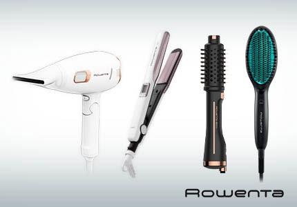 Péče o vlasy Rowenta