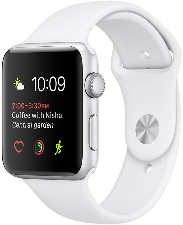 Apple Watch - inteligentné hodinky