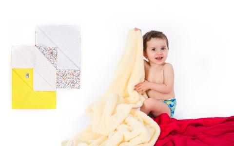 Bamboolik Dětské deky Muchlinek