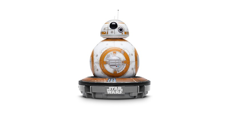 BB-8; toy; sphero
