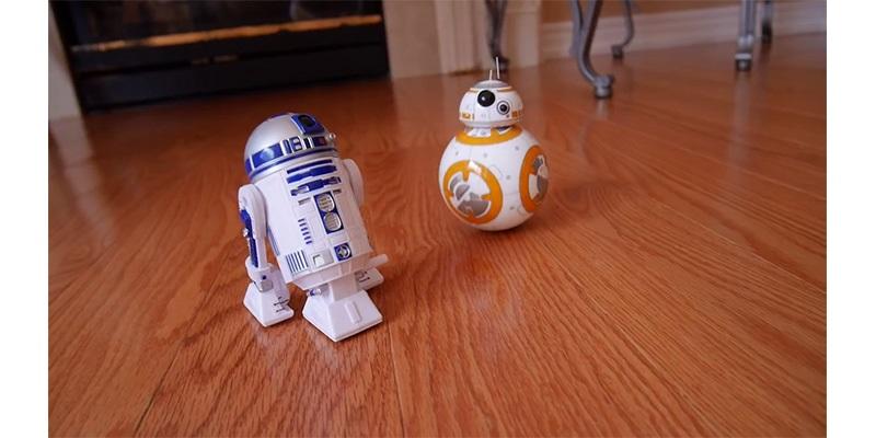 R2-D2; BB-8; sphero; toys