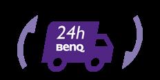 BenQ Servis 24 hodin