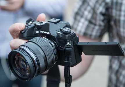 Fotoaparáty Olympus OM-D E-M1 Mark II