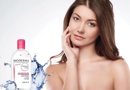 Pleťová kozmetika Bioderma