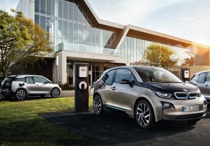 BMW i3 elektromobily