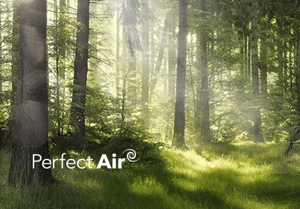 Spotřebiče Concept pro čistý vzduch