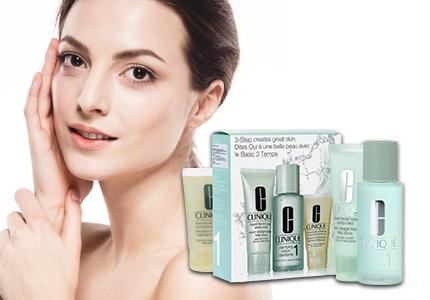 Pleťová kosmetika Clinique