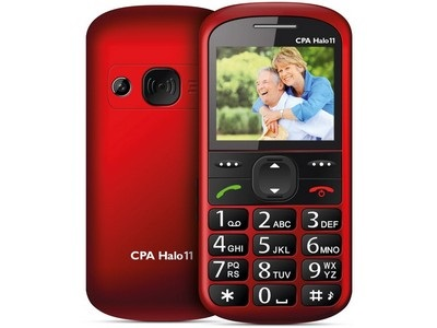 Telefony pro seniory