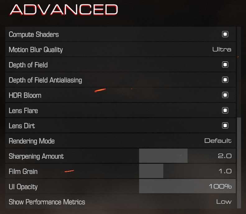 Doom nastavení pokročilé 2