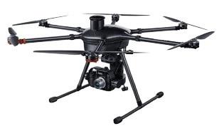 Dron pro profesionální použití