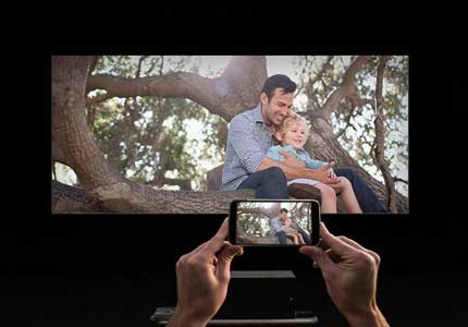 Bezdrátové projektory Epson