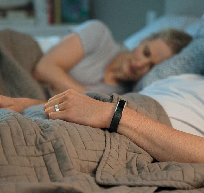 Fitness náramky - nočný monitoring