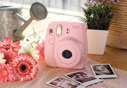Fotoaparáty Fujifilm Instax series