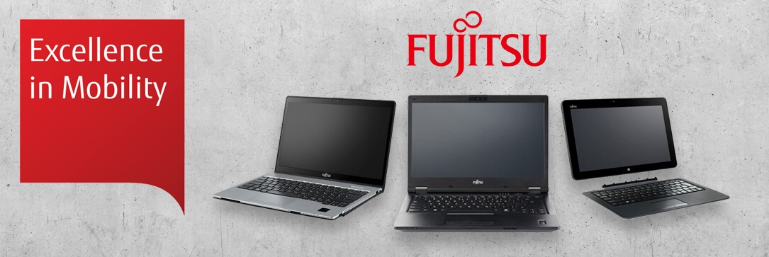 Notebooky Fujitsu