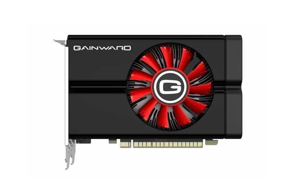 Gainward GTX 1050 Ti 4G v testech