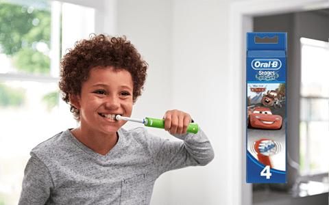 Oral B hlavice pro děti