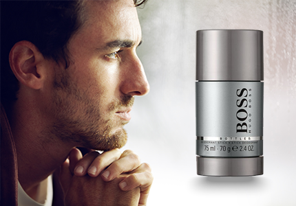Pánská kosmetika Hugo Boss