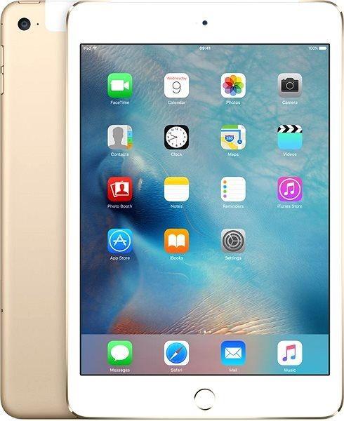 iPad mini 4 zlatý