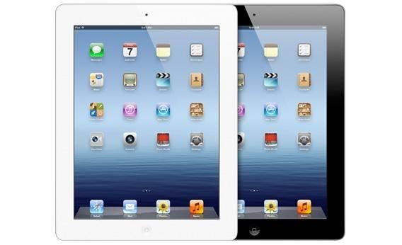 iPad s Retina displejem