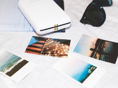 Instantní foťák Polaroid Snap Touch s dotykovou obrazovkou