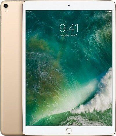 "iPad Pro 10,5"" - zlatý"