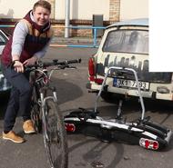 Jak vybrat nosič na kola